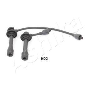 Juego de cables de encendido 132-0K-K02 SPORTAGE (K00) 2.0 i 4WD ac 1997