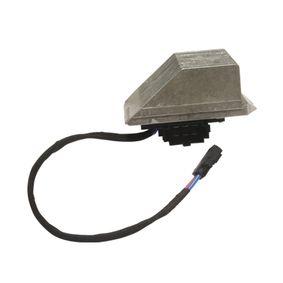 Regler, Innenraumgebläse für Rechtslenker, für Fahrzeuge mit Klimaautomatik mit OEM-Nummer 6Q2907521