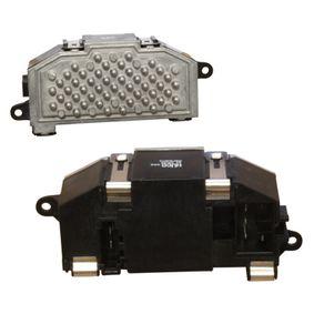 Regler, Innenraumgebläse für Fahrzeuge mit Klimaautomatik mit OEM-Nummer 3C0907521D