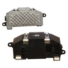 Regler, Innenraumgebläse für Fahrzeuge mit Klimaautomatik mit OEM-Nummer 3C0 907 521F