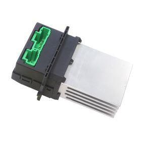 Regler, Innenraumgebläse für Fahrzeuge mit Klimaautomatik mit OEM-Nummer 7701 207 718