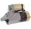 Anlasser SUBARU JUSTY 3 (G3X) 2016 Baujahr 13593 Starterleistung: 1kW, Spannung: 12V, Zähnez.: 8