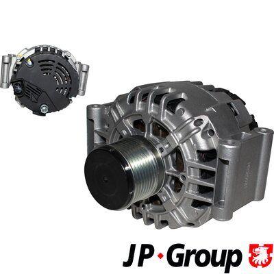 JP GROUP  1390103000 Lichtmaschine Rippenanzahl: 7