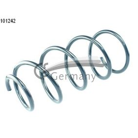 Coil Spring with OEM Number 31 33 6 764 382
