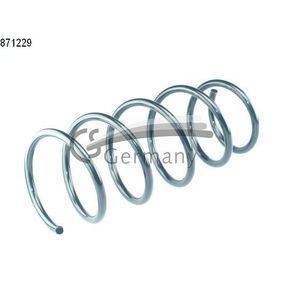 Coil Spring with OEM Number 8200 193 020