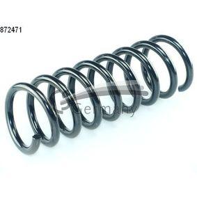 2008 Mazda 5 cr19 2.0 CD Coil Spring 14.872.471