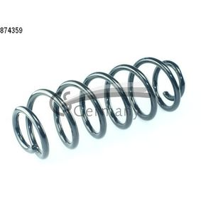 Coil Spring 14.874.359 308 I Hatchback (4A_, 4C_) 1.6 16V MY 2012