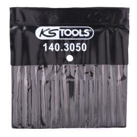 KS TOOLS Kit de limas 140.3050