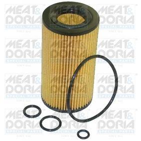 Ölfilter Ø: 64mm, Innendurchmesser: 31,5mm, Höhe: 115mm mit OEM-Nummer 1191800009