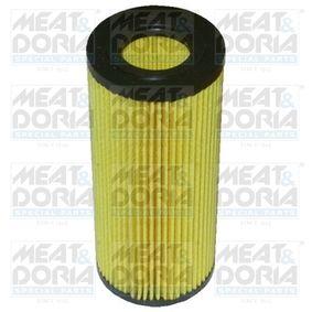 Ölfilter Ø: 64mm, Innendurchmesser: 31,5mm, Höhe: 150mm mit OEM-Nummer 1 521 527