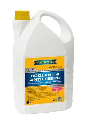 RAVENOL EHS SAE 0W-20 1410100-005-01-999 Anti-vries / koelvloeistof