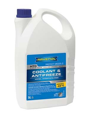 RAVENOL  1410121-005-01-999 Frostschutz Spezifikation: Antifreeze EG, SAE J