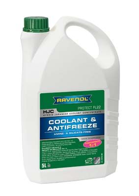 RAVENOL HJC Concentrate Protect FL 22 1410122-005-01-999 Frostschutz