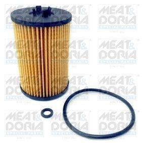 2014 Scirocco Mk3 2.0 TDI Oil Filter 14147