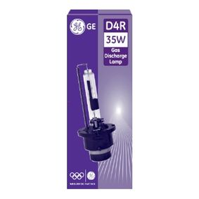 Bulb, spotlight D4R, 35W, 42V, base type 14186