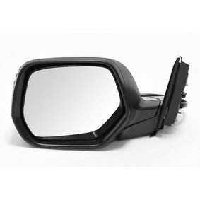ABAKUS Side view mirror Left, Electric, Convex, Electronically foldable, Heated, Grained