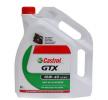 Kupuj online CASTROL Półsyntetyczny silnikowy olej GTX, A3/B4, 10W-40, 5l w niskiej cenie - EAN: 4008177047619