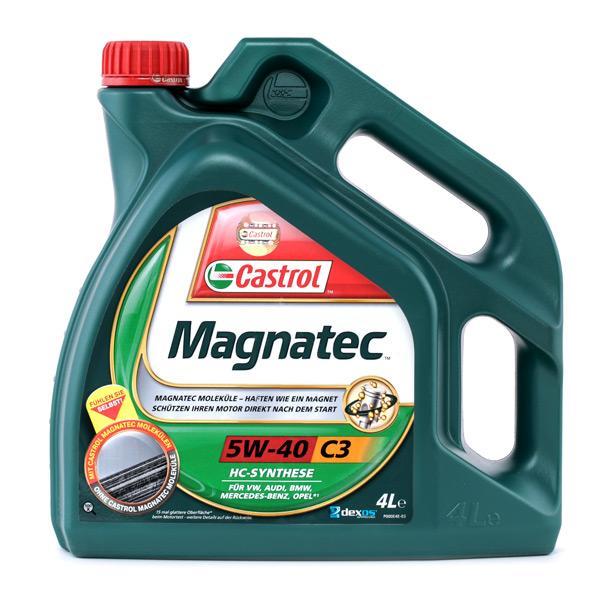Engine Oil CASTROL RenaultRN0710 4008177071270