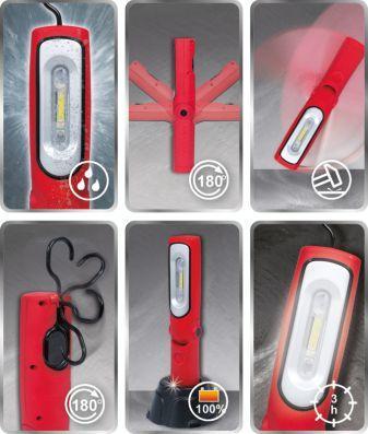 Lampe d'inspection KS TOOLS 150.4310 évaluation