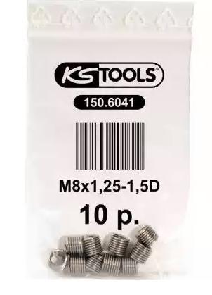 Schroefdraadmof 150.6041 KS TOOLS 150.6041 van originele kwaliteit