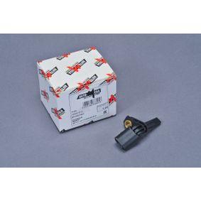 Sensor, Raddrehzahl mit OEM-Nummer WHT003857