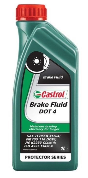 Bremsflüssigkeit CASTROL SAEJ1704 3271411175343