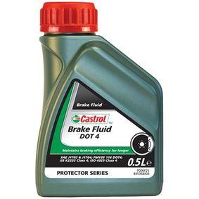 CASTROL  15036D Bremsflüssigkeit DOT 4