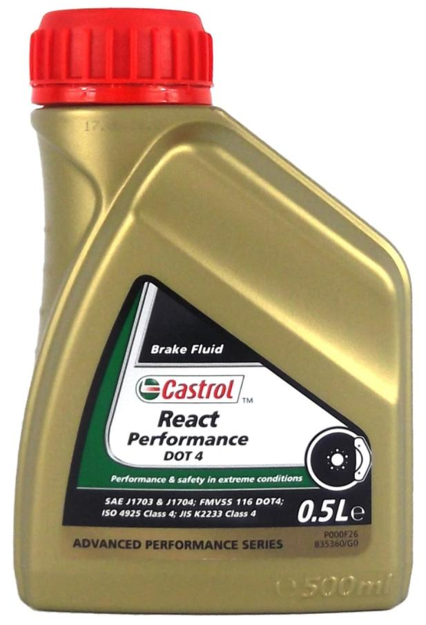 Image of CASTROL Liquido freni 4008177072703