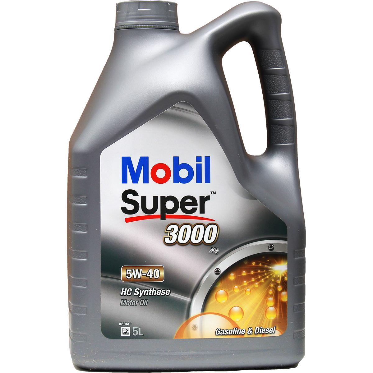 Motor Oil 150565 MOBIL SJ original quality