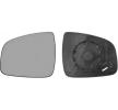 OEM Spiegelglas, Außenspiegel VAN WEZEL 9018168 für DACIA