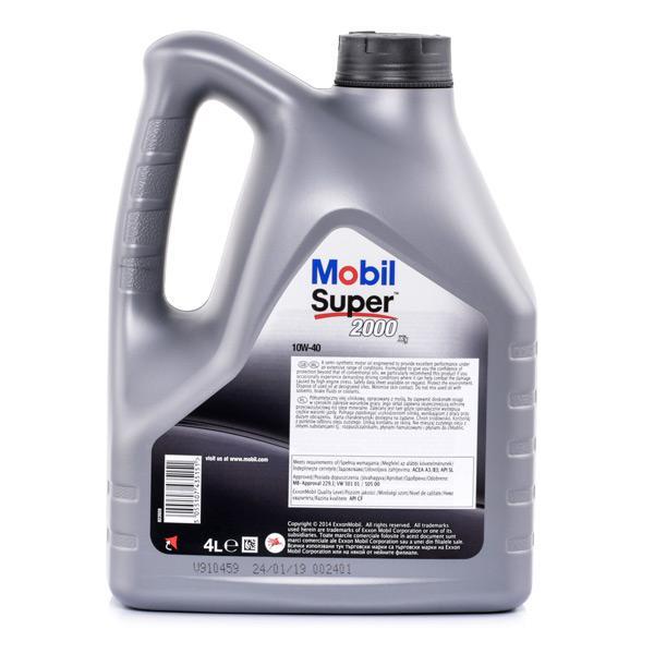 Aceite de motor MOBIL VW50101 5055107435151