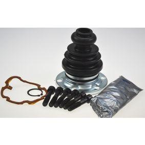SPIDAN  26109 Bellow Set, drive shaft Height: 124,00mm, Inner Diameter 2: 24,00mm, Inner Diameter 2: 108,00mm