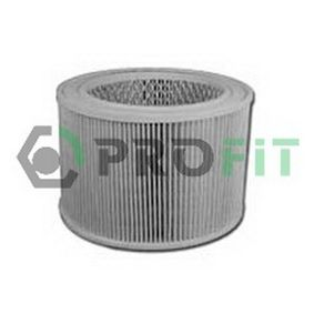 Luftfilter mit OEM-Nummer 1444 G0