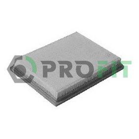 Luftfilter med OEM Nummer 2S61960-1CA