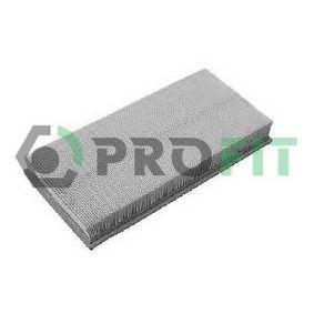Golf 4 1.6 Luftfilter PROFIT 1512-1008 (1.6 Benzin 2002 AKL)