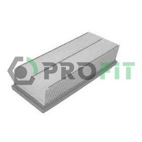 Vzduchový filtr 1512-1022 Octa6a 2 Combi (1Z5) 1.6 TDI rok 2013