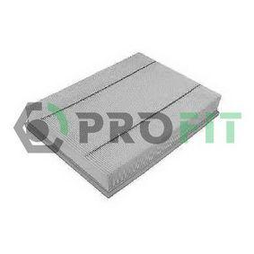 Luftfilter 1512-2629 CRAFTER 30-50 Kasten (2E_) 2.0 TDI Bj 2014