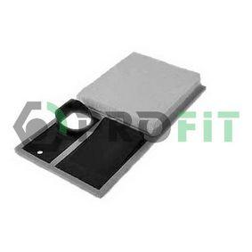 Luftfilter mit OEM-Nummer 036 129 620 H