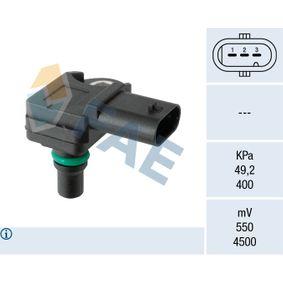 Sensor, Saugrohrdruck 15136 1 Schrägheck (E87) 118d 2.0 Bj 2011