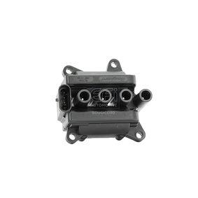 Renault Twingo 2 1.2 Turbo (CN0C, CN0F) Zündspule BOUGICORD 151408 (1.2 Turbo Benzin 2020 D4F 782)