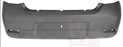 Frontschürze 1518544 VAN WEZEL 1518544 in Original Qualität