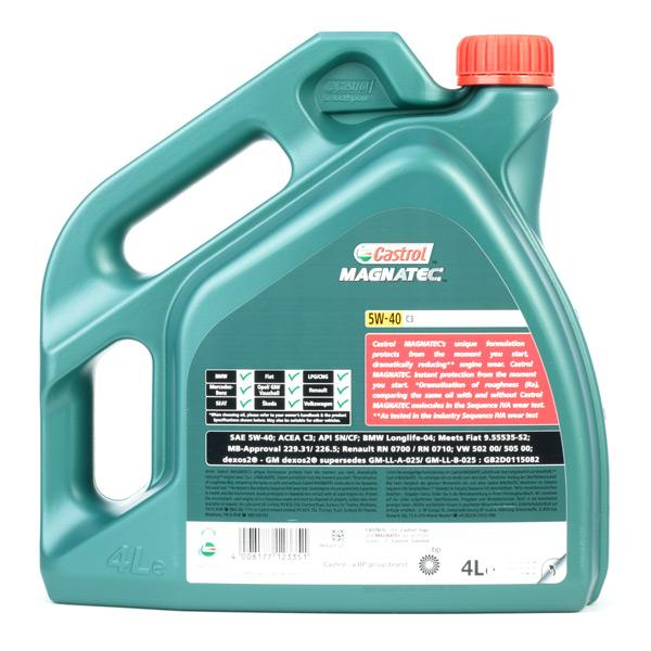 Engine Oil CASTROL RenaultRN0700 expert knowledge