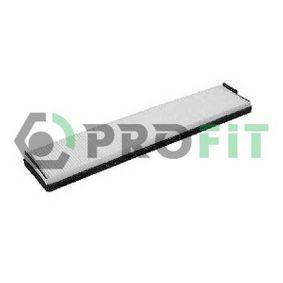 Filter, Innenraumluft mit OEM-Nummer 3401703