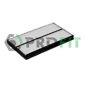 Filter, Innenraumluft mit OEM-Nummer 0018353047