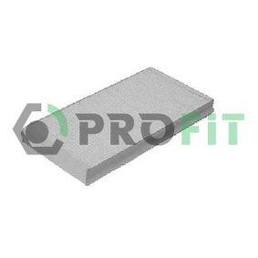 Filter, Innenraumluft mit OEM-Nummer 93 172299
