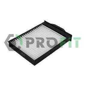 Filter, Innenraumluft mit OEM-Nummer 7701055109