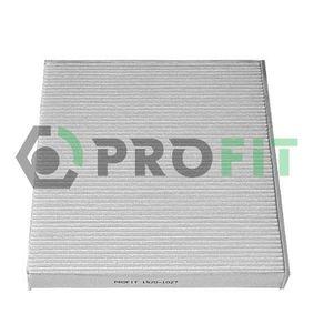Filter, Innenraumluft mit OEM-Nummer 1 H0 819 644 B