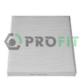Filter, interior air with OEM Number 1 H0 819 644