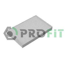 Filter, Innenraumluft mit OEM-Nummer 4B0819439