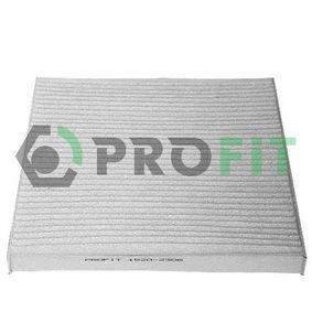 Filter, Innenraumluft mit OEM-Nummer 971332E210